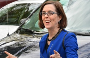 Governor Kate Brown, Credit - Oregon Department of Transportation / Flickr