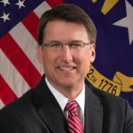 North Carolina Governor Pat McCrory (Credit: Office of the Governor).