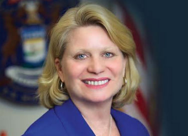 Michigan Secretary of State Ruth Johnson (Credit: Secretary of State's Office).