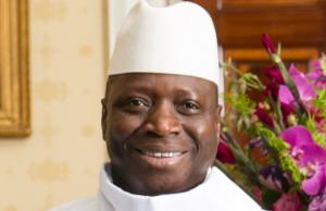 Yahya Jammeh, Credit - Amanda Lucidon / Wikimeda