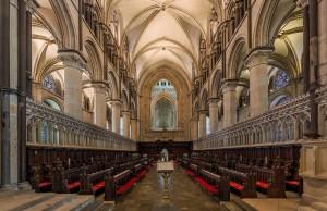 Canterbury Cathedral, Credit - DAVID ILIFF. License: CC-BY-SA 3.0 / Wikimedia