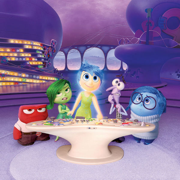 Inside Out 2015 Film: Mind Control: Pixar's Inside Out (Review)
