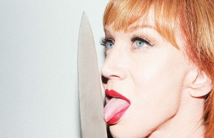 Kathy Griffin -- Photo by Tyler Shields