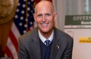 Florida Gov. Rick Scott (Photo credit: Office of the Governor).