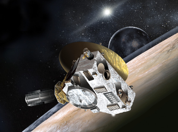 """Encounter 01 lg"" - Image: Johns Hopkins University Applied Physics Laboratory / Southwest Research Institute"