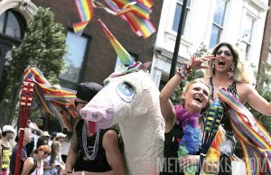 Baltimore Pride Parade - Photo: Ward Morrison / Aram Vartian