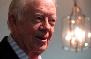 Jimmy Carter (Photo credit: Grace/I'm Not That Girl from Flickr, via Wikimedia Commons.)