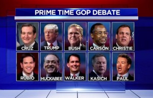 GOP Debate, Credit - ABC 13