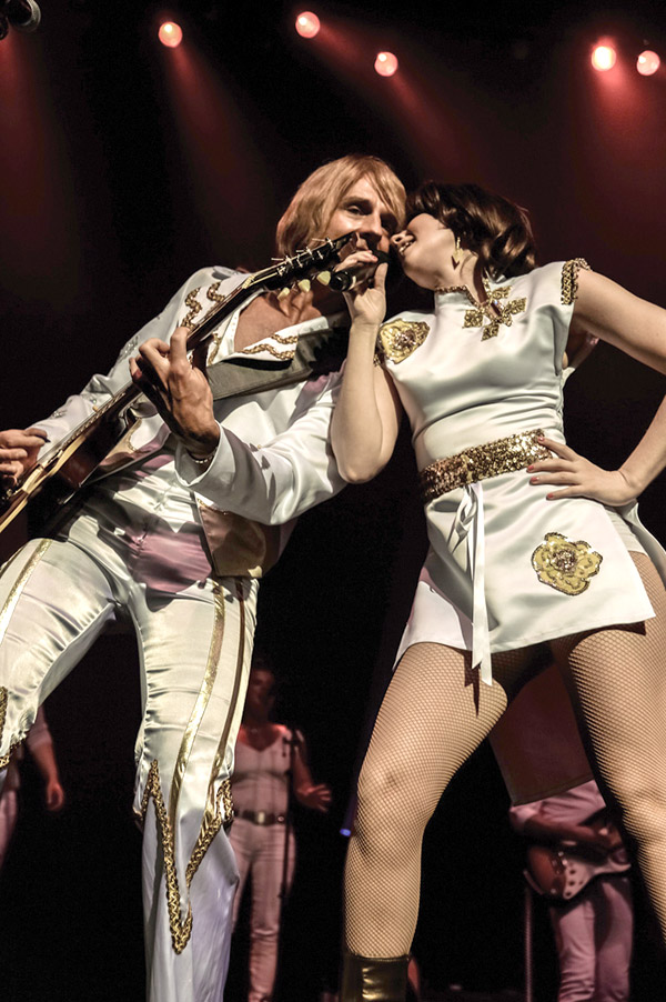 ABBA concert - Photo: Ron Elkman