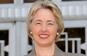 Houston Mayor Annise Parker (Credit: Zblume, via Wikimedia Commons).