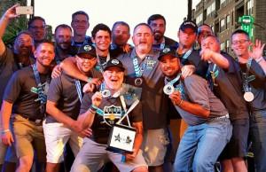 DC Union softball team (Photo credit: Matthew Rinker).
