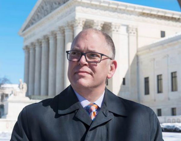 Jim Obergefell (Credit: Human Rights Campaign).