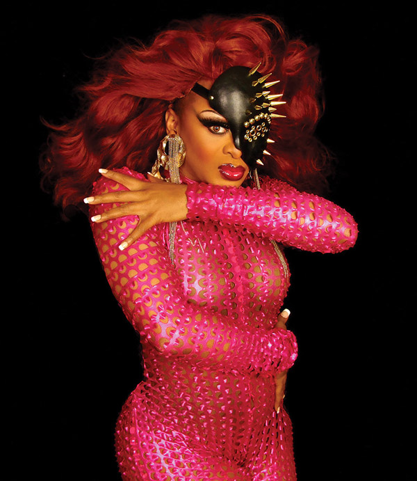 Glamour And Guts Kennedy Davenport Metro Weekly