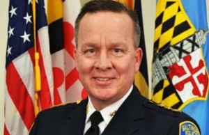 Interim Baltimore Police Commissioner Kevin Davis (Credit: Baltimore Police Department).