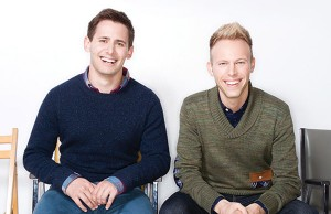 Benj Pasek and Justin Paul - Photo: Dirty Sugar Photography