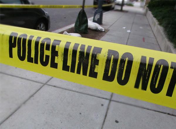 Police crime tape - Photo: JD Uy