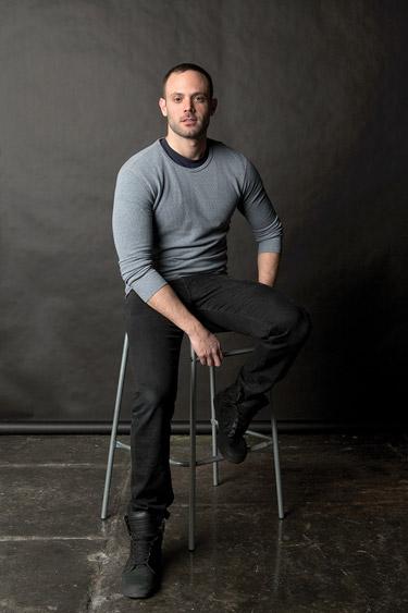 Jordan Eagles | Photo: Brett Lindell