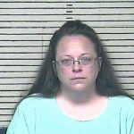 Kim Davis' booking photo (Photo: Carter County Detention Center).