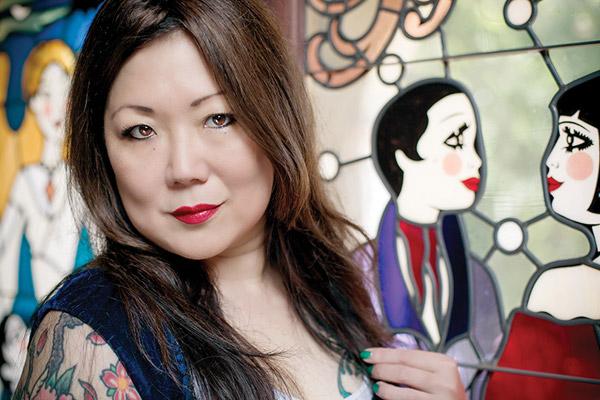 Margaret Cho - Photo: Mary Taylor
