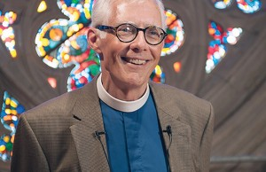 The Very Rev. Gary Hall - Photo: Courtesy Washington National Cathedral