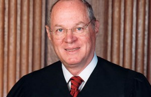 Supreme Court Justice Anthony Kennedy (Photo: The Oyez Project, Collection of the Supreme Court of the United States, via Wikimedia Commons).