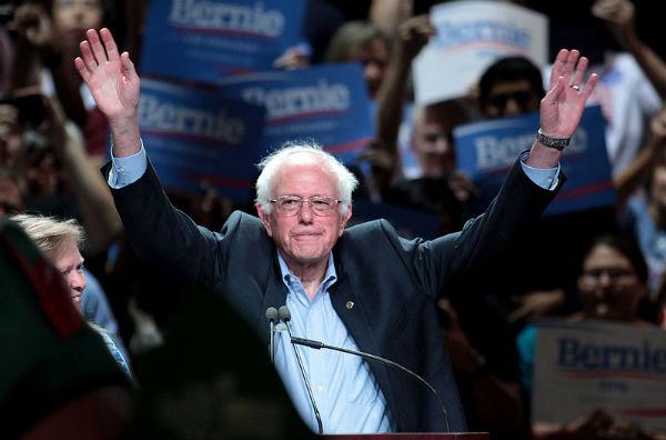 Bernie Sanders (Photo: Gage Skidmore).