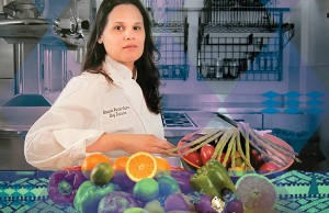 Chef Daniela Hurtado Castro - Image: Dawn Whitmore
