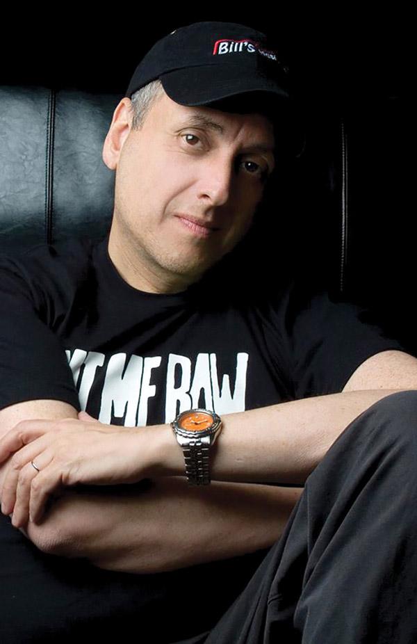 DJ Billy Carroll