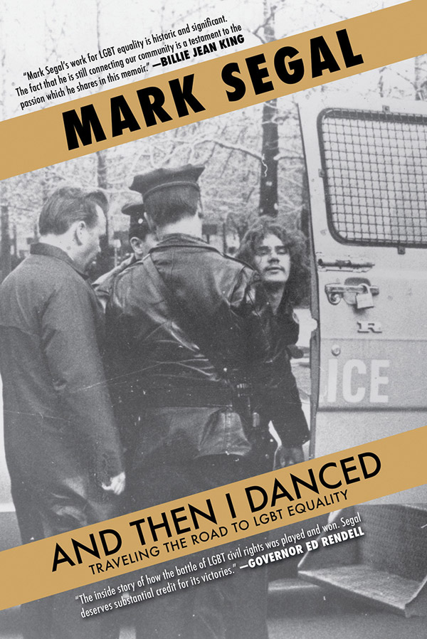 Cover of And Then I Danced