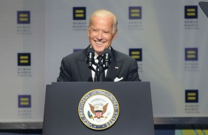 Joe Biden at HRC 19th Dinner 2 100315 by Ward Morrison