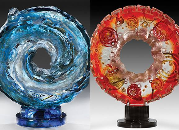 Susan Gott: Hurricane & Calendar Wheel