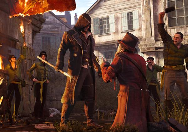 Assassin's Creed Syndicate - Image: Ubisoft