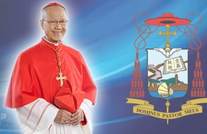 Cardinal John Tong, Credit: Catholic Diocese of Hong Kong