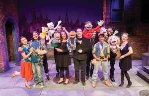 Constellation Theatre's Avenue Q - Photo: Todd Franson