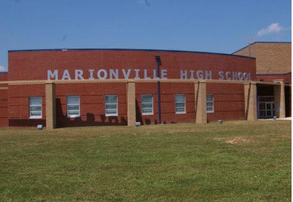 Marionville High School (Marionville R-9 School District, via Facebook).