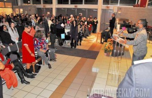 Transgender Day of Remembrance 2015 at MCC DC - Photo: Ward Morrison
