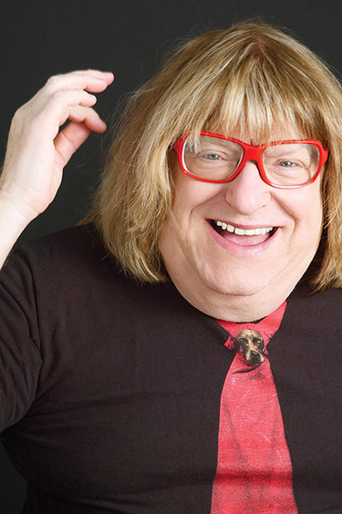 Bruce Vilanch - Photo courtresy of the Alden