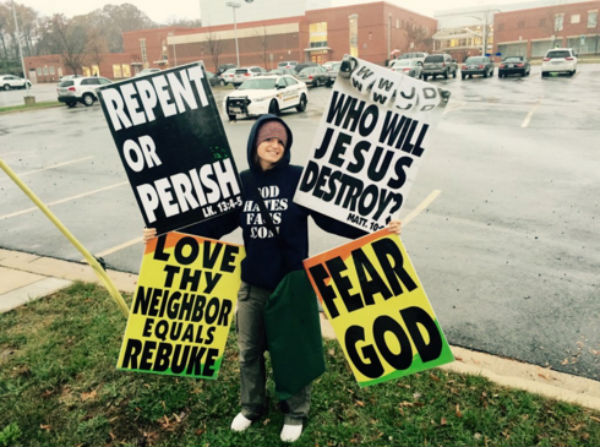 thesis statement westboro baptist church Clayton kerr from tyler was looking for thesis statement westboro baptist church riley fox found the answer to a search query thesis statement westboro baptist church.