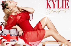 Kylie Christmas album cover