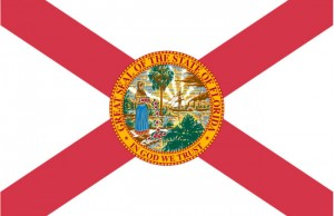 Florida state flag (Photo: Zscout370, via Wikimedia Commons).