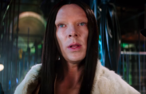 Benedict Cumberbatch as All in Zoolander 2, Credit: Paramount Pictures