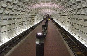 A view of the Shaw-Howard University Metro station (Photo: Ben Schumin, via Wikimedia Commons).