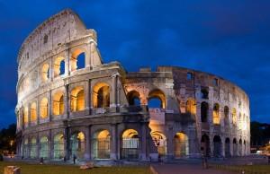 Colosseum in Rome, Credit: Diliff / Wikimedia