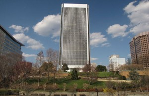 The Federal Reserve Bank of Richmond (above) is one of the employers being honored with Equality Virginia's Fairness Accreditation (Photo: Ben Schumin, via Wikimedia Commons).