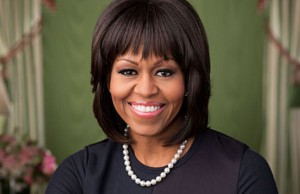 Michelle Obama Official White House Photo (Photo: Chuck Kennedy).
