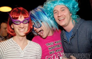 Wig Night Out 2013 - Photo: Ward Morrison