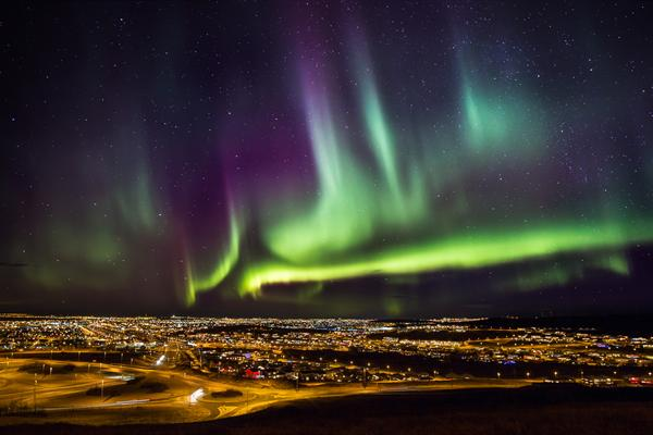 Iceland's Northern Lights (Photo courtesy of Promote Iceland)