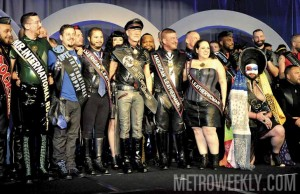 Mr. Mid-Atlantic Leather 2016 Contest