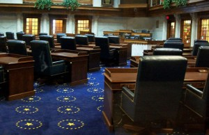 Indiana Senate chamber (Photo: Charles Edward, via Wikimedia Commons.)