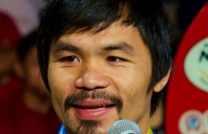 Manny Pacquiao, Credit: Wikicommons